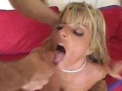 Pounding milf Kristal Summers close to her cunt