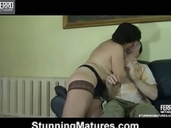 Elsa&Vitas naughty mom on video