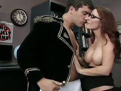 Monique Alexander is a nerdy librarian, she reads a lot of business literature and dreams about real gentleman or real caballero who will be passionate and gentle at the same time. And it seems like Ramon is willing to make her dream to come true.