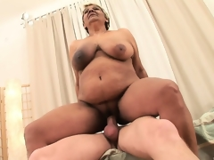 Fat chicks remembers the taste and the hardness be fitting of long member