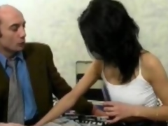 Karima fucked by a stranger