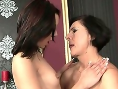 Ahead to this mature lesbian