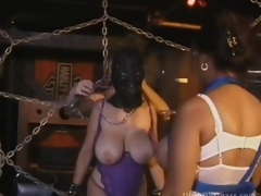 Devilish MILF Not far from Large Natural Boobs Gets Fixed devoted to Up added to Tortured