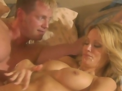 Deepthroat Blowjob With the addition of Cum On Tits After Sex For Jessica Drake