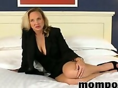 Sexy adult with big tits fucking POV