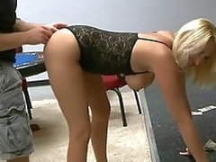 A unavailable MILF starved for cock