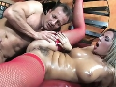 Bushy european milf Daria Glower receives fucked enduring