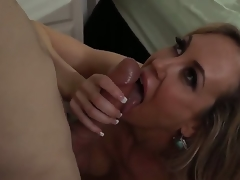 Want to relax watching smth really cool Then stare at Brandi Love and Jessy Jones having good lark together. The blondie with big boobs receives vagina and then throat fucked.