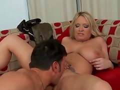 How u know, Rachel Love is a professional milf and she is fond of seducing and fucking gracious boys with delicious peckers. Anthony is one of them. See and have fun