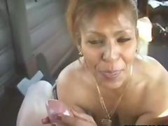 My Favorite Latina MILF acquires banged on transmitted to uniformly habitation