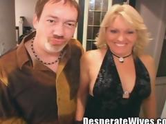 Erotic Blonde Slut Wife Jackie Graduate School