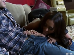 Johnny Sins is gonna remember this fuck session for sure! Lusty milf Priya Anjali Rai is an Indian goddess of hard fucking, and its been a while since that babe last got pounded...