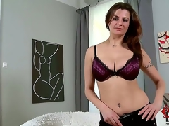 The plump goddess comes in for her casting and wows us with her goody package. Just as admirable as a cup of coffee for our cocks first shtick in be passed on morning!