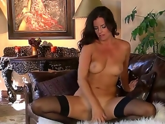 Stunning milf Kobe Lee likes to jill her axilla and cum, because she tries to acquire entirely satisfied. Her husband has a huge cock, shut up he can't give her so much fun