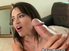 Oral WIth Wicked MILF
