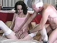 Incomparable milf is doing a great labour on his penis