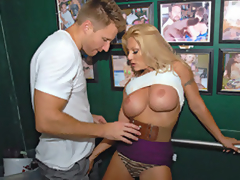 Cunt Banging Session With MILF Charity Mcclain