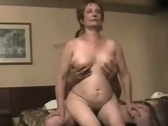 Beside fixing 2 the hot milf acquires her sweet cunt licked and fucked hard.