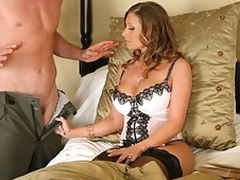 Accidentally fucked my friend's busty mom