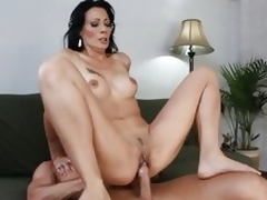 Rampant Zoe Holloway loves getting fucked from behind