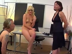 Zoey gets naked plus has her cute feet plus bawdy cleft licked out by Tom while she erotically poses plus moans.