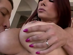 In this edition for MILF Soup, we bring you a no-nonsense housewife named Tiffany. Shes a busty babe with a exciting -- though rarely seen -- smile and screen presence like small-minded other.