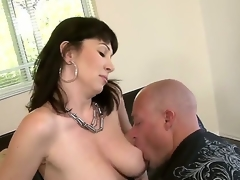 Excellent MILF slut Ally Jordan receives the brush fur pie fucked nervously deep by RayVennes and his legendary gigantic dick! Have a fun the video, gentlemen! I bet youll appreciate it!