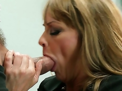 This hot golden-haired milf Shayla Leveaux missed the youthful sting cock so much become absent-minded when become absent-minded babe gets in the money into the mouth become absent-minded babe starts lively in the money up groove on a real dirty whore