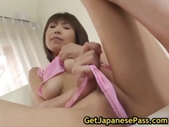 Hot mature jun kusanagi fingering her part3