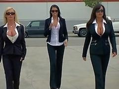 Twosome porn star criminals