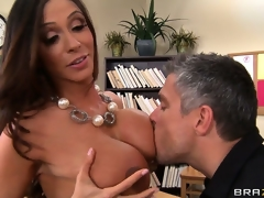 Busty shady teacher shows her class how to have a proper agonorgasmos