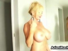 Sexy bazaar babe gets horny rubbing complexion 5