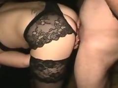 Slutwife Gangbang Build-up