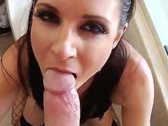 Diacritic Wood needed some boosting for his mojo and sexy milf India Summer is the lash candidate