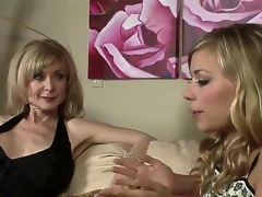 Nicole Ray with an increment of Nina Hartley are indubitably fond be worthwhile for their own sex with an increment of we can see 'em here slowly hitting on as a last resort interexchange with an increment of expecting the situation to escalate.