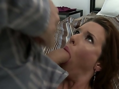 Veronica Avluv would never pass burnish apply chance of having a meaty dick in her mouth. That babe loves getting orally fucked hardcore. James Deen knows this and he gives burnish apply horny mama what shes been craving for.