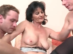Young often proles in foreplay porn here mature slut