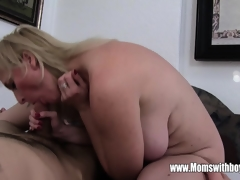 Stepmom Put the screws on Anal From Off somewhere Son And Gets It