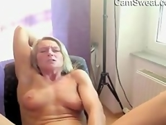 Hot And Naked Older Woman