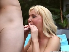 MommyBB My MATURE MILF wife is cheating on me