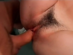 Sexy Ill-lit MILF Nadia Dreams Gets Her Gradual Pussy Screwed At The Gym