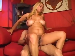 Curvy mature chick is all about an obstacle fucking